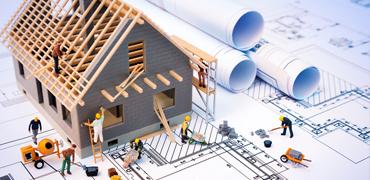 房地产、地产项目福彩3d预测建设解决方案