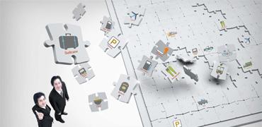 手机通讯行业公司福彩3d预测建设方案